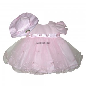 Princess Pink Baby Girls Dress