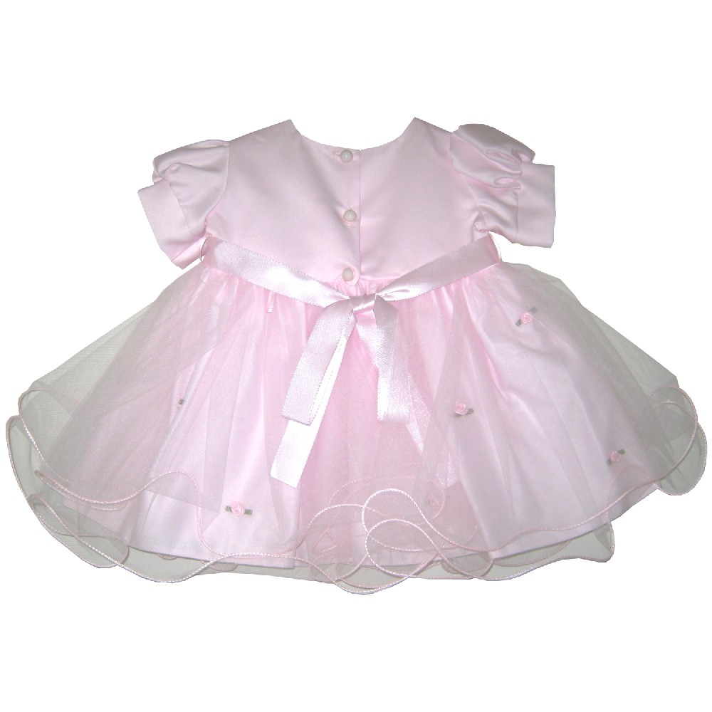 Baby Girl Pink Dresses Uk 17
