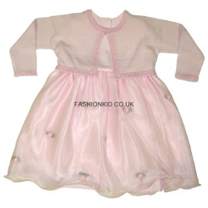 Fairy Pink Baby Girls Dress