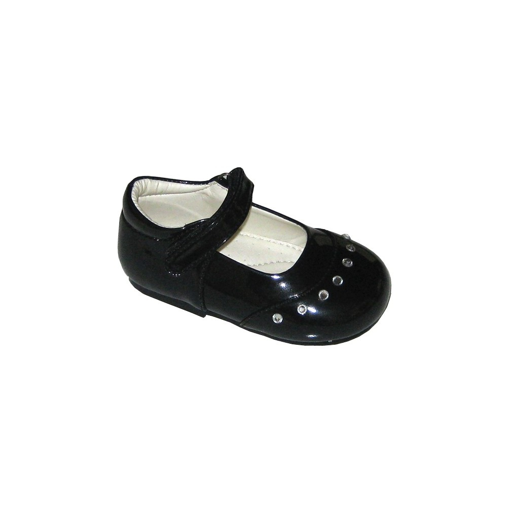 Black Baby Shoes Boys