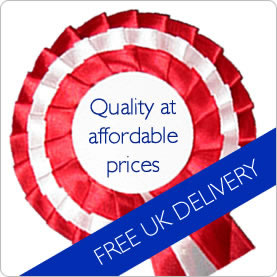 Quality at affordable prices and FREE UK DELIVERY